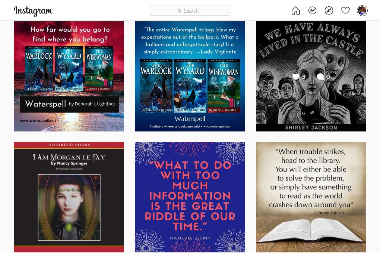 Instagram photos BooksofWaterspell