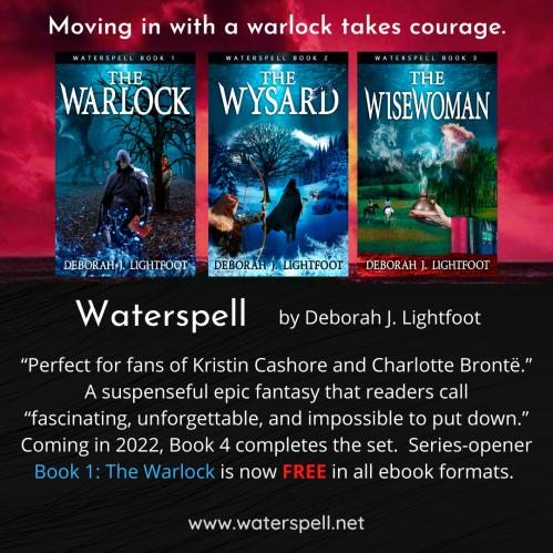 Waterspell Book 1: The Warlock free ebook